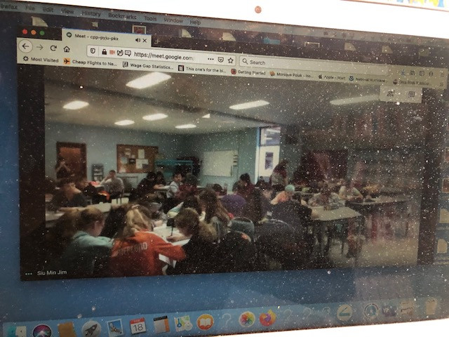 Today's Virtual Visit to St. Francis Elementary School