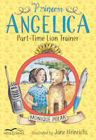 angelica part-time lion trainer